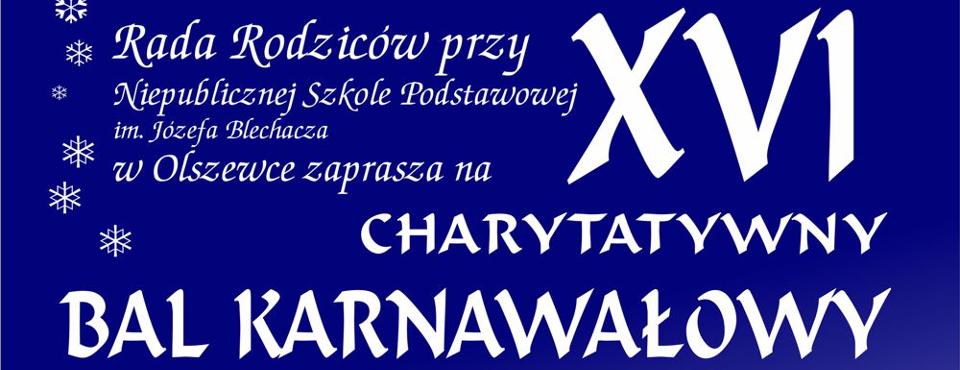 XVI Bal Karnawałowy NSP Olszewka