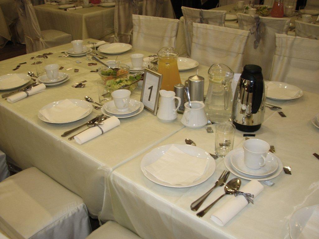 Stół numer 1