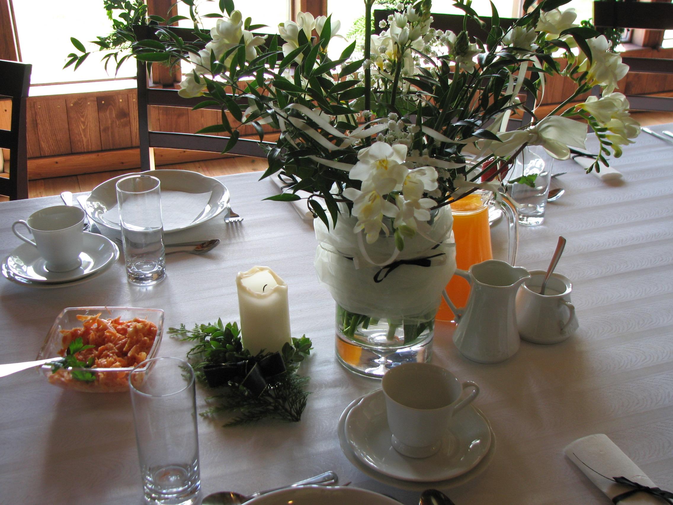 Stół na stypę