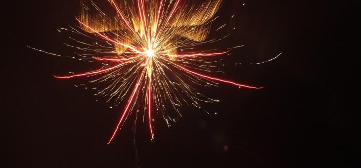 Przywitaliśmy Nowy Rok