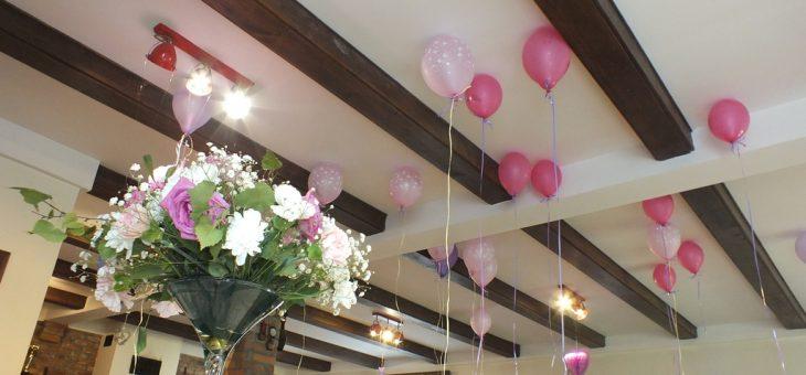 Wesele z balonami